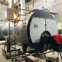出售2016年浙江特富6吨16公斤16燃气蒸汽锅炉一套