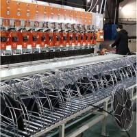 钢塑土工格栅焊接设备