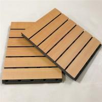 木纹陶铝吸音板