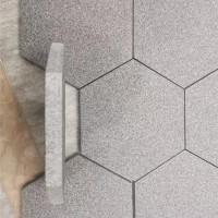 灰砂岩六边形拼接板